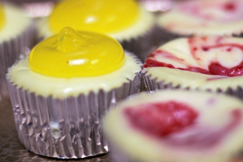 Lemon Cheesecake Cupcakes Recipes — Dishmaps