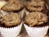 German Chocolate Cheesecake Cupcakes